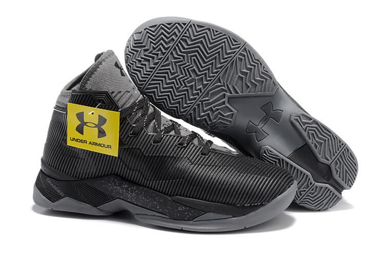 promo code 940fb 3157f UA Curry 2.5 Basketball Shoes Black