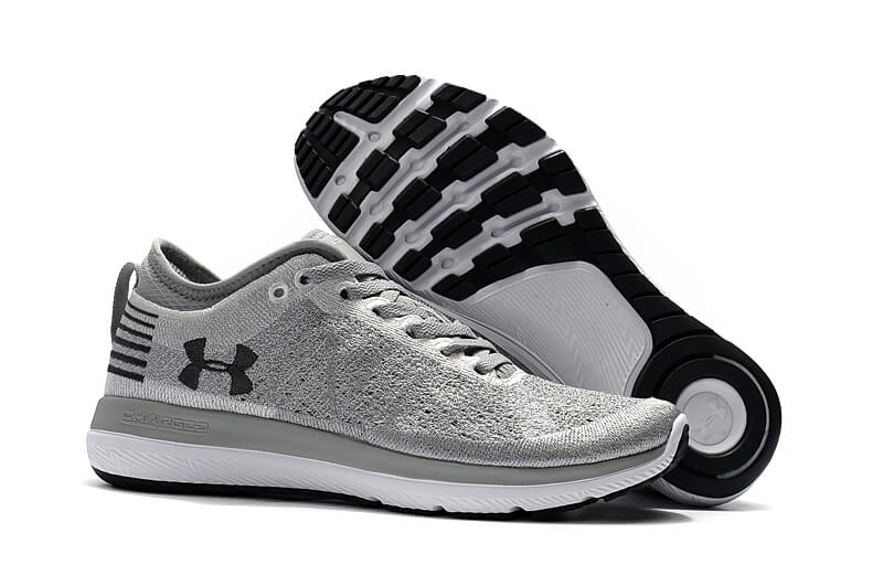 Women's UA Threadborne Fortis 3 Grey/Black