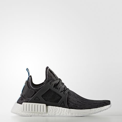 Men's adidas NMD_XR1 PRIMEKNIT ORIGINALS SHOES Utility Black