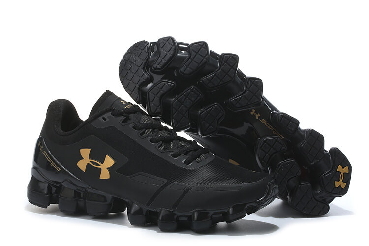 Men's UA Scorpio Black/Gold