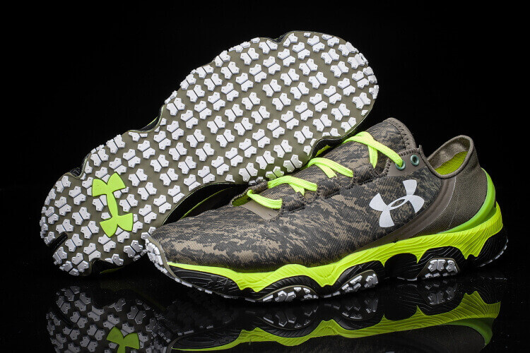 Men's UA SpeedForm XC Trail Running Shoes