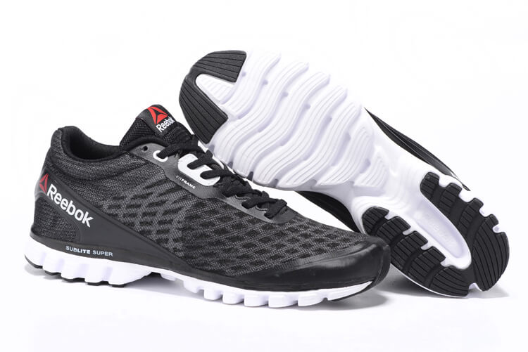Reebok SUBLITE SUPER DUO Black