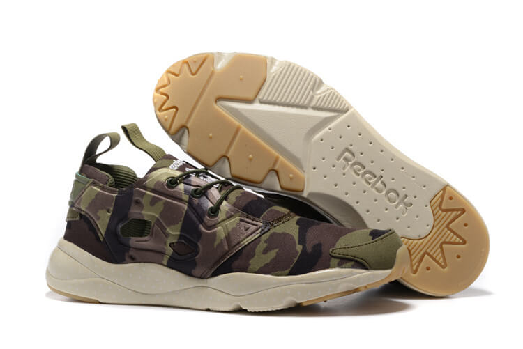 Reebok FURYLITE CLOUD PACK Camo